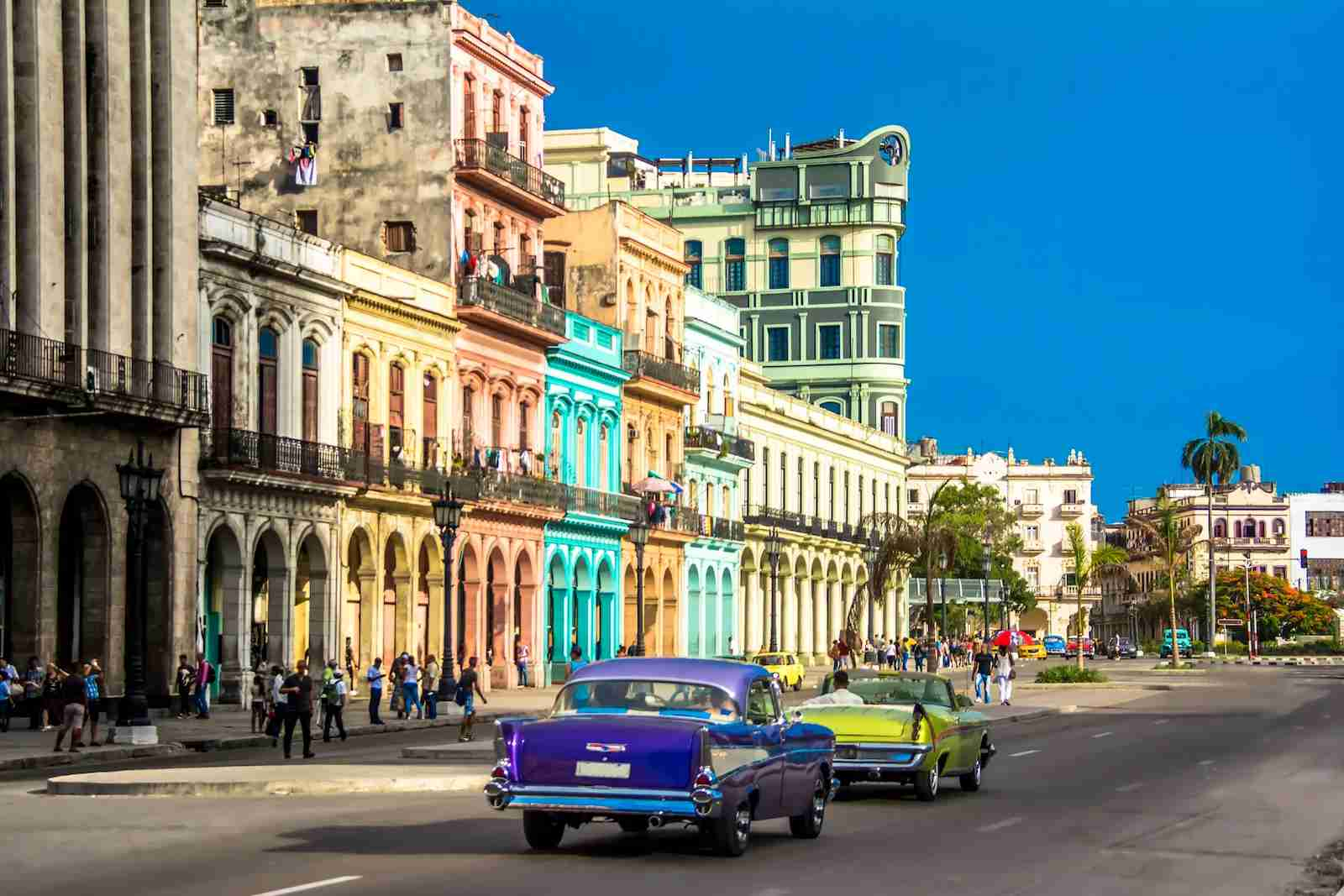 One TPG Family member used points and miles to bring her child to Cuba. (Photo by Kriangkrai Thitimakorn / Getty Images)