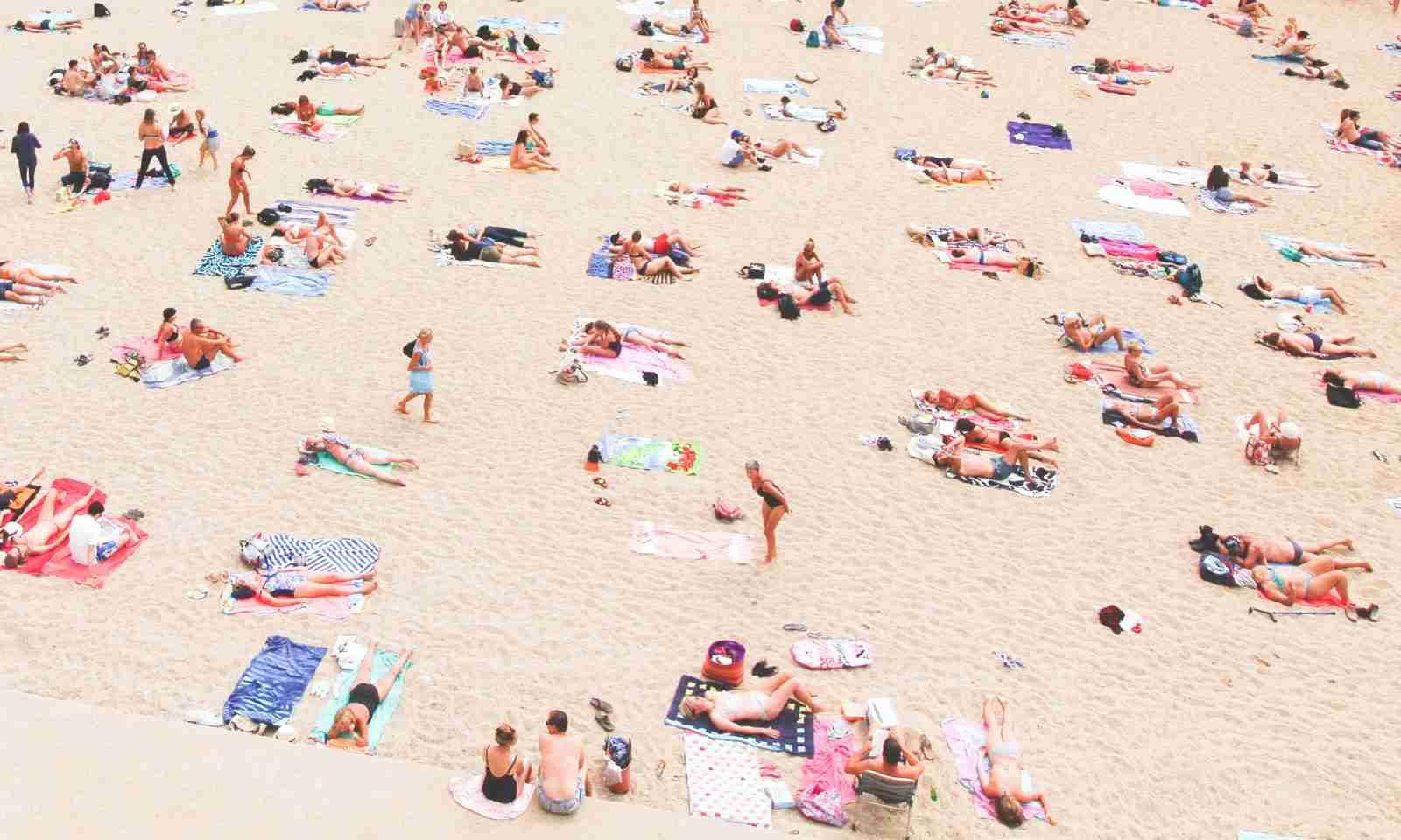 France Beach Summer