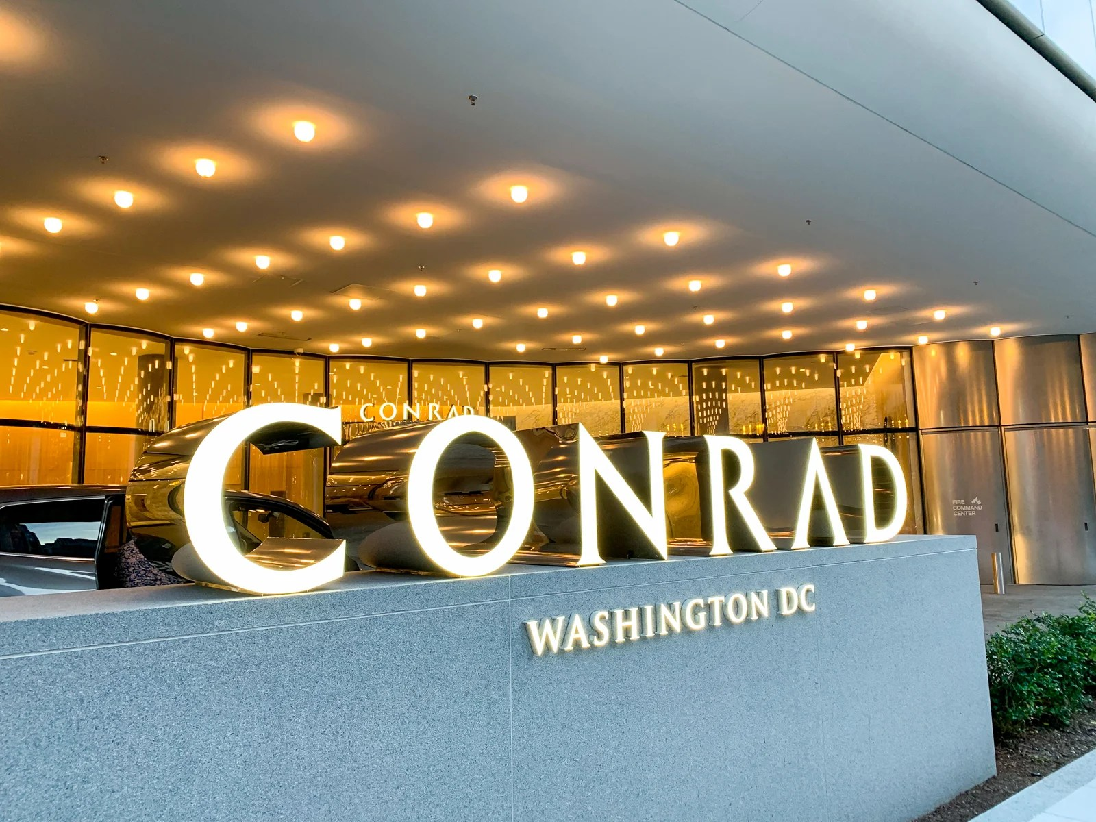 The Capital's Newest Luxury Hotel: Review of the Conrad Washington, DC