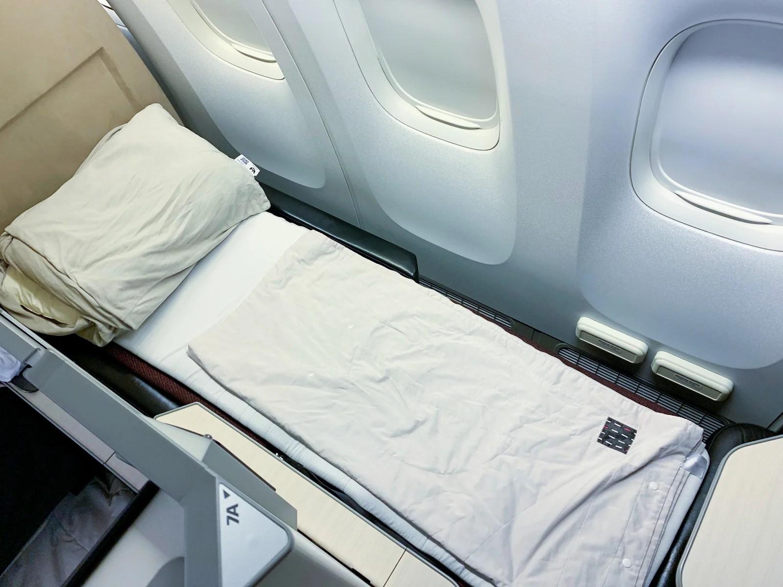 Awe Inspiring Review Japan Airlines 777 300Er Business Class Uwap Interior Chair Design Uwaporg