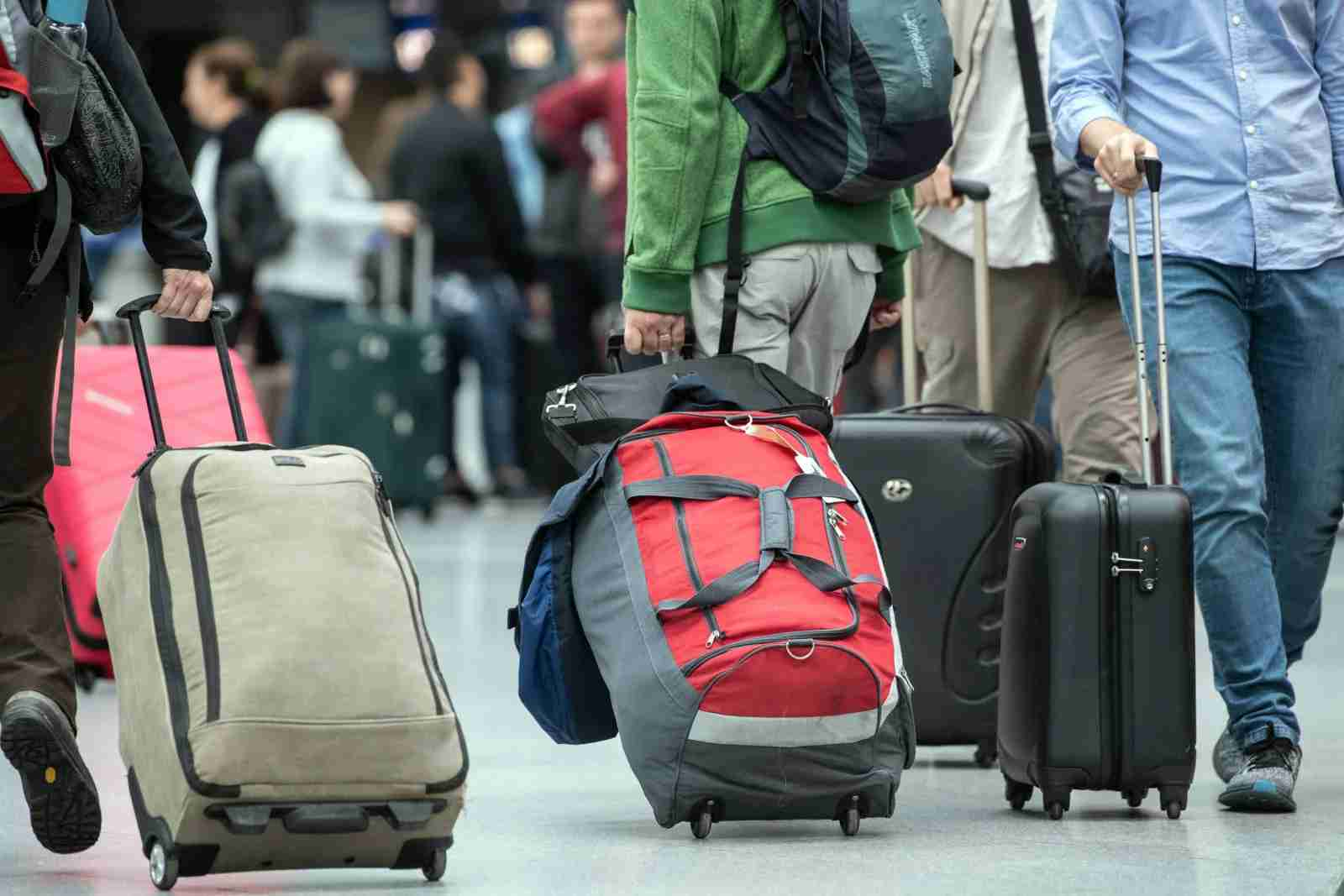 Passengers will soon be entitled to additional compensation for lost or damaged luggage. (Photo by Federico Gambarini/picture alliance via Getty Images)