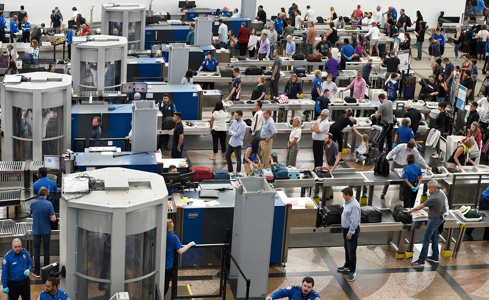 TSA Is Testing Ways to Eventually Keep Laptops in Bags for Everybody, and More