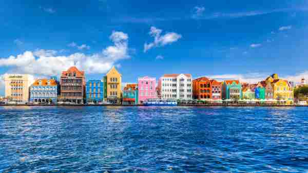Willemstad, Curacao with its Dutch influences. (Photo by Tim Drivas Photography/Getty Images)