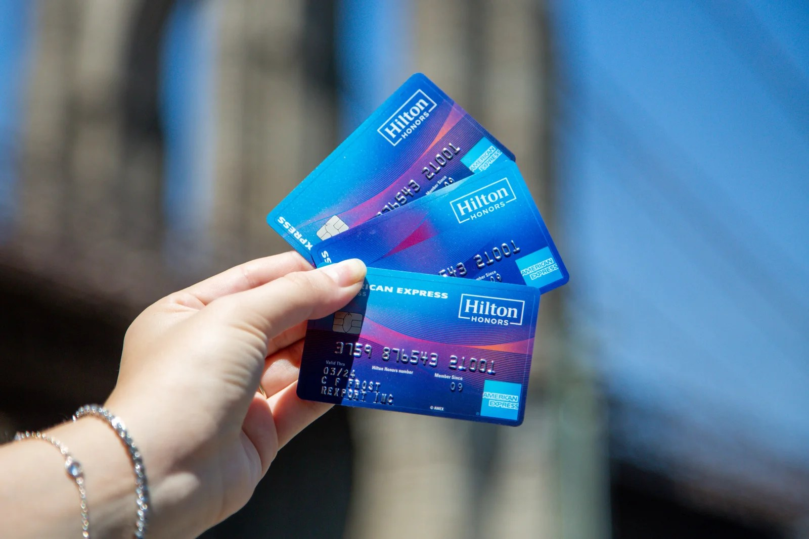 the best hilton credit cards of 2019  the points guy