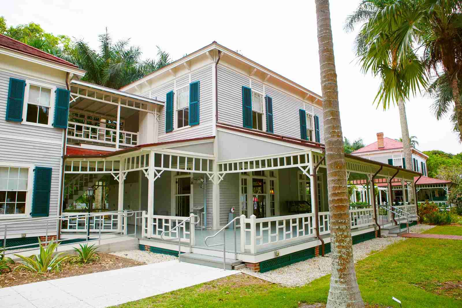 Edison and Ford Winter Estates. (Photo by Romrodphoto / Shutterstock)