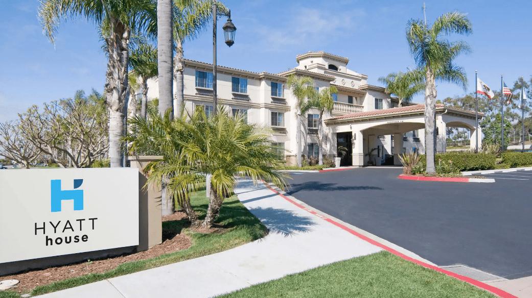 The Hyatt House San Diego/Carlsbad, CA (Image courtesy of Hyatt Hotels)
