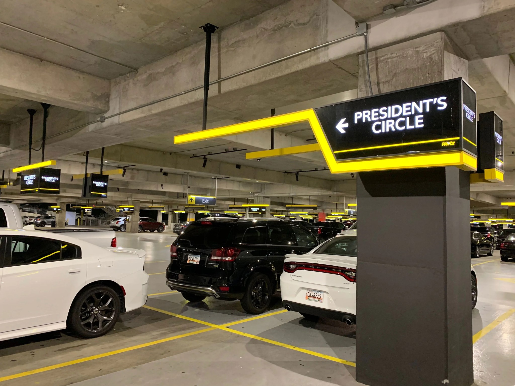 Hertz Atlanta Airport >> National Vs Hertz Which Car Rental Program Is Best