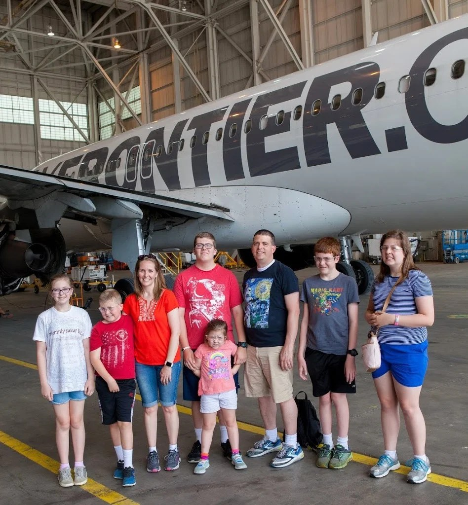 Kids Fly Free On Frontier Airlines Via New Offer