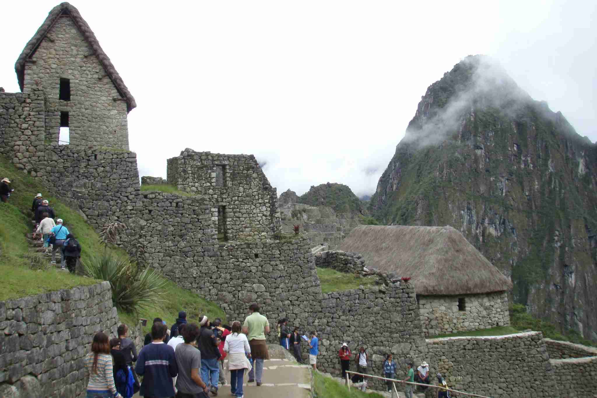 Crowds were moderate at Machu Picchu during my last visit in 2008. Since then, popularity has exploded and many more rules and restrictions have been put in place. (Photo by Brian Biros / TPG)