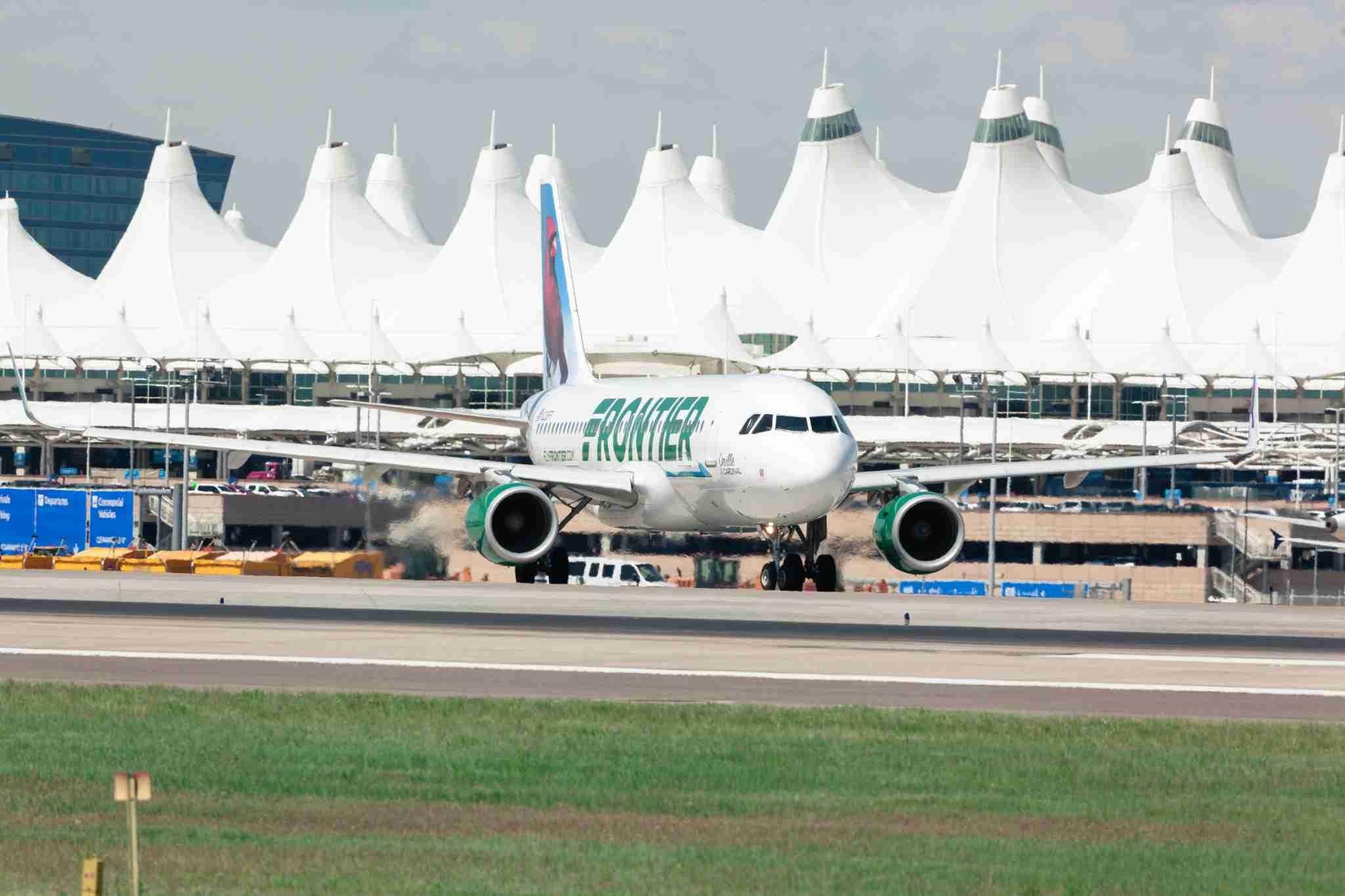 (Photo courtesy of Denver airport)