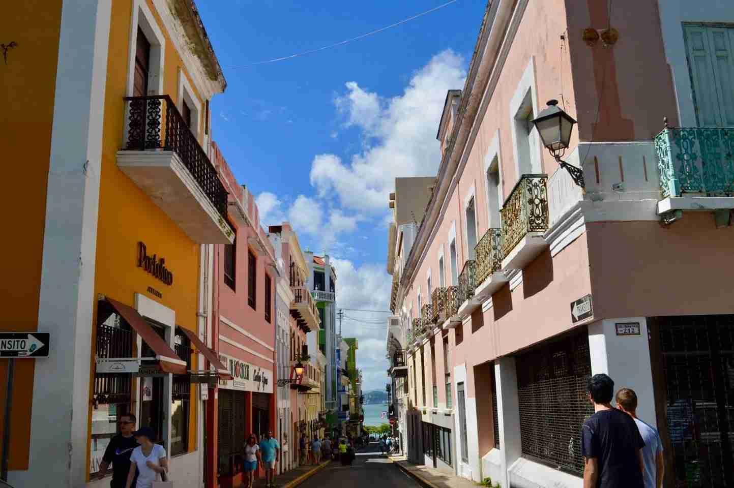 San Juan, Puerto Rico.(Photo by Liz Hund/TPG)