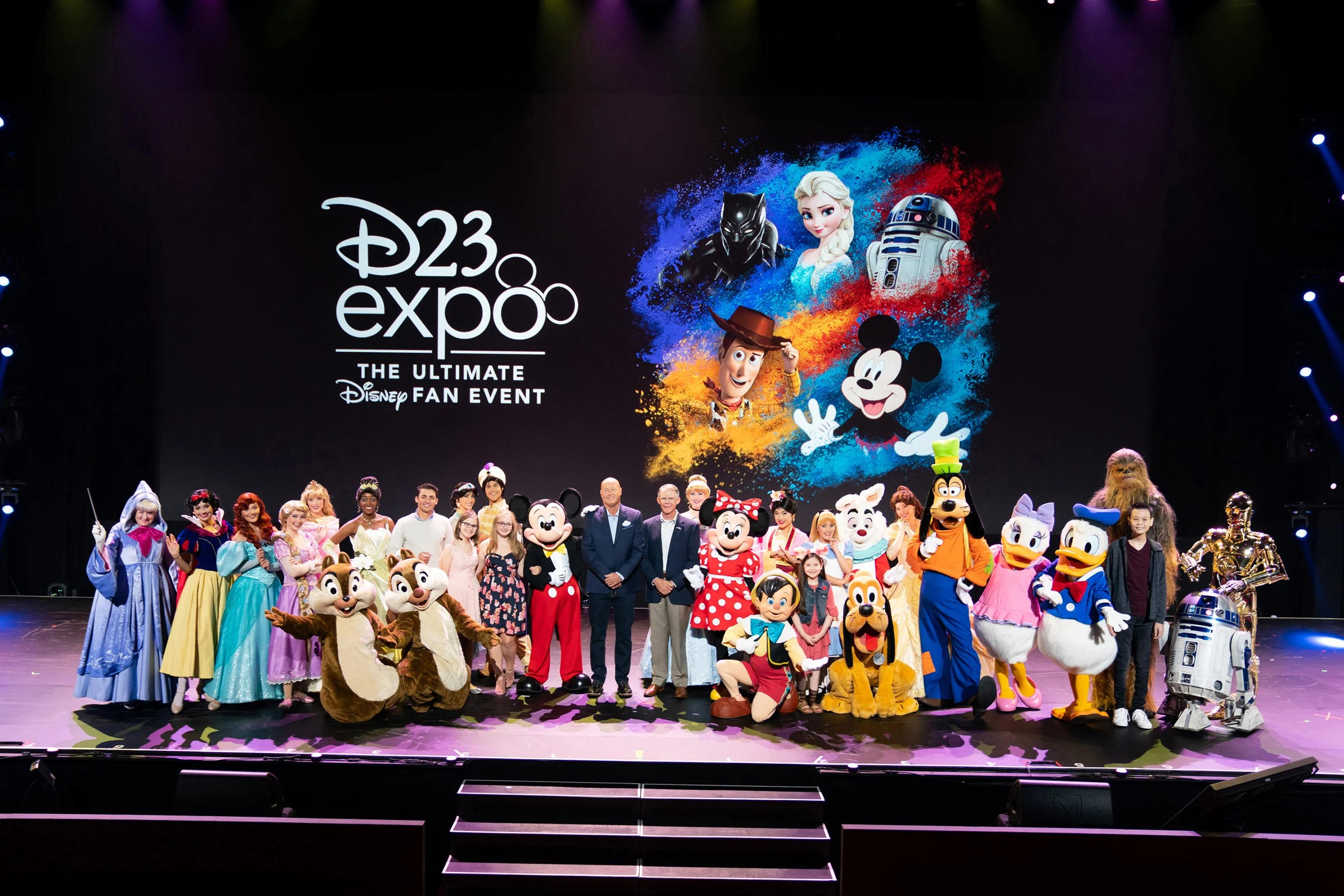 7 New Additions Coming to Disney Parks Around the World, Announced at D23 Expo