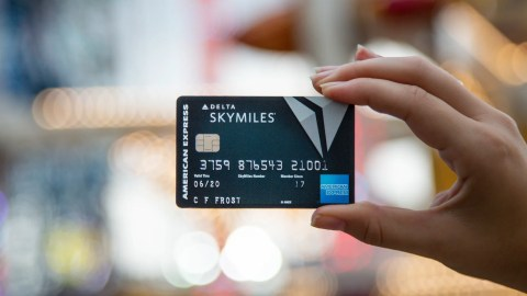 Americanexpress Com Delta >> Delta Reserve Amex Credit Card Review The Points Guy