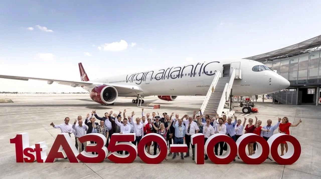 Virgin Atlantic Reveals Its Second A350 Destination: Los Angeles