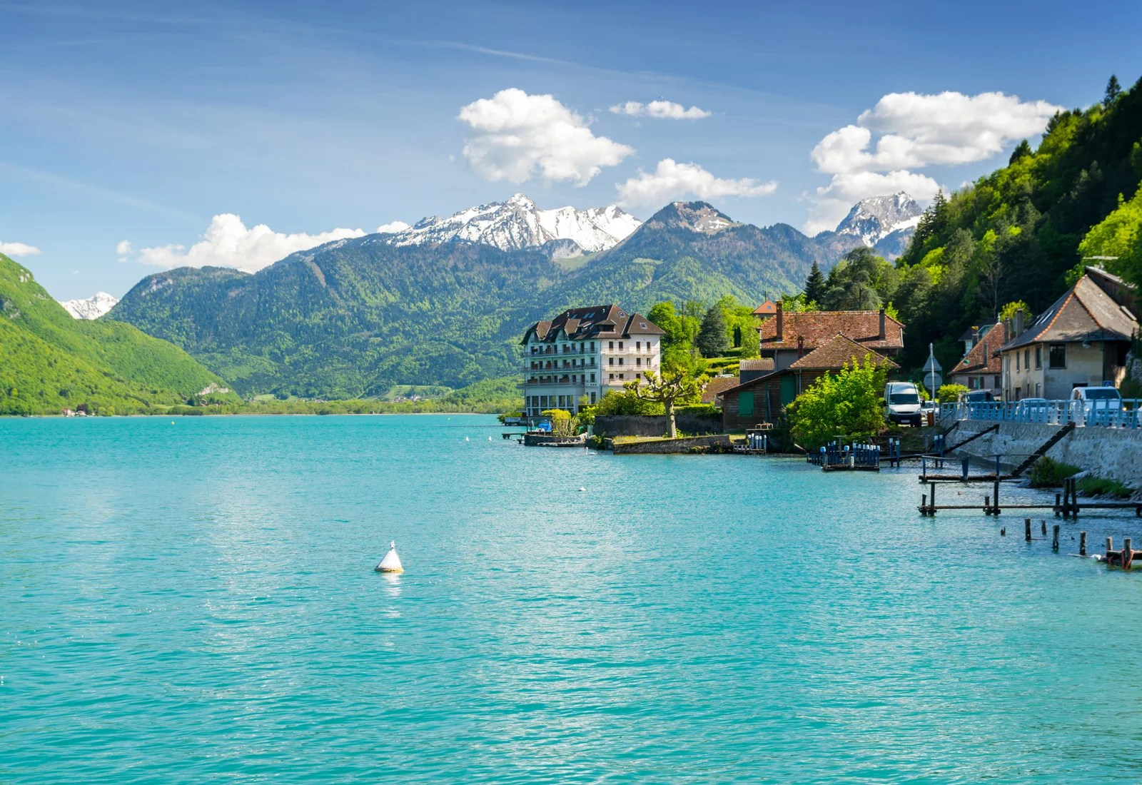 Skip the Seaside and Visit These European Lakes This Summer