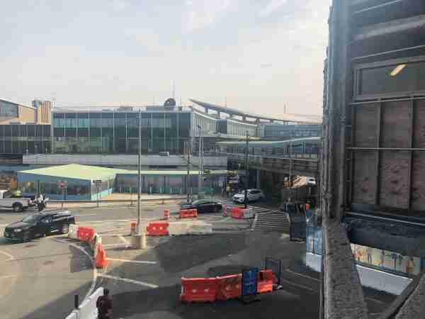 LGA Terminal B (Photo by Jordan Allen/TPG)