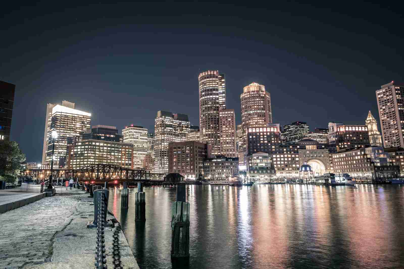 Boston Skyline. (Photo by lance anderson / Unsplash)