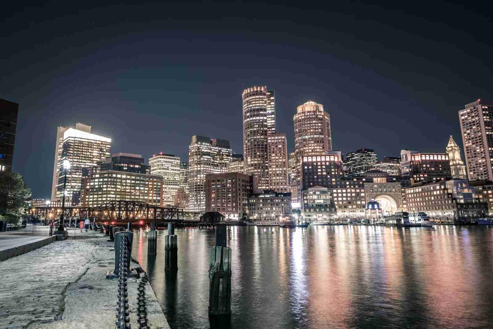 Boston Skyline. (Photo by lance anderson / Unsplash)