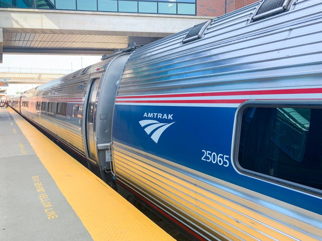 Review: Amtrak's Adirondack train from New York to Montreal