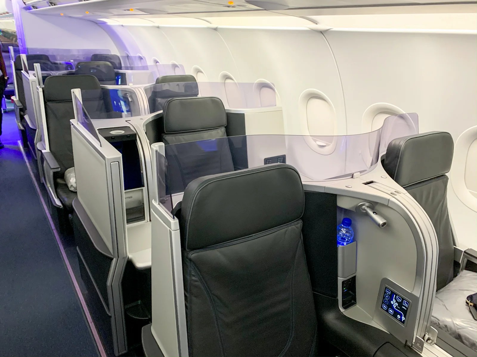 Still in mint condition: A review of JetBlue's Mint business class