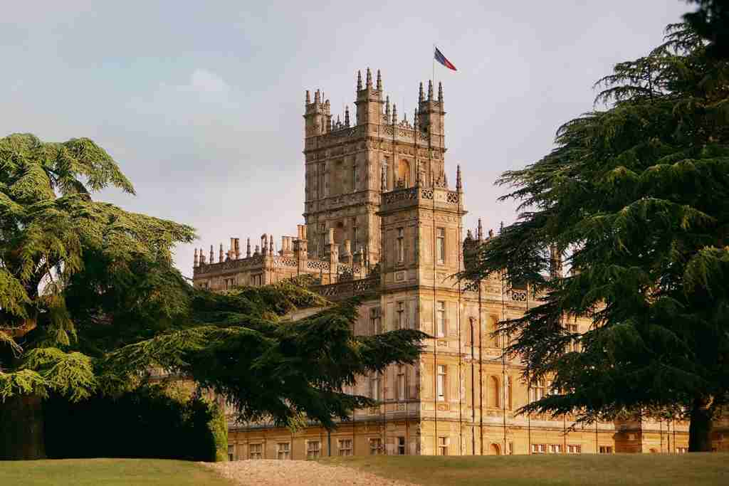 Photo courtesy of Highclere Castle