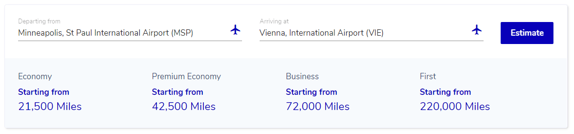 How to Get Award Flights to Europe From 10,750 Miles