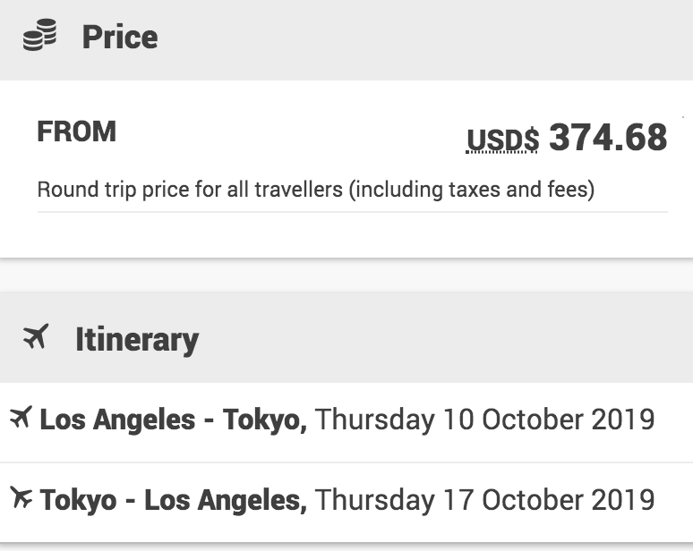 Deal alert: Flights to Asia from $353 round-trip – The
