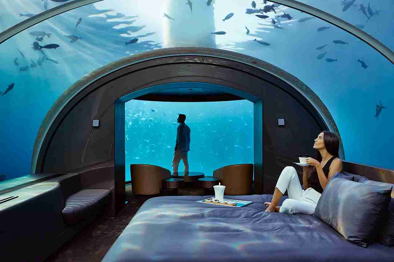 Photo courtesy of The Conrad Maldives
