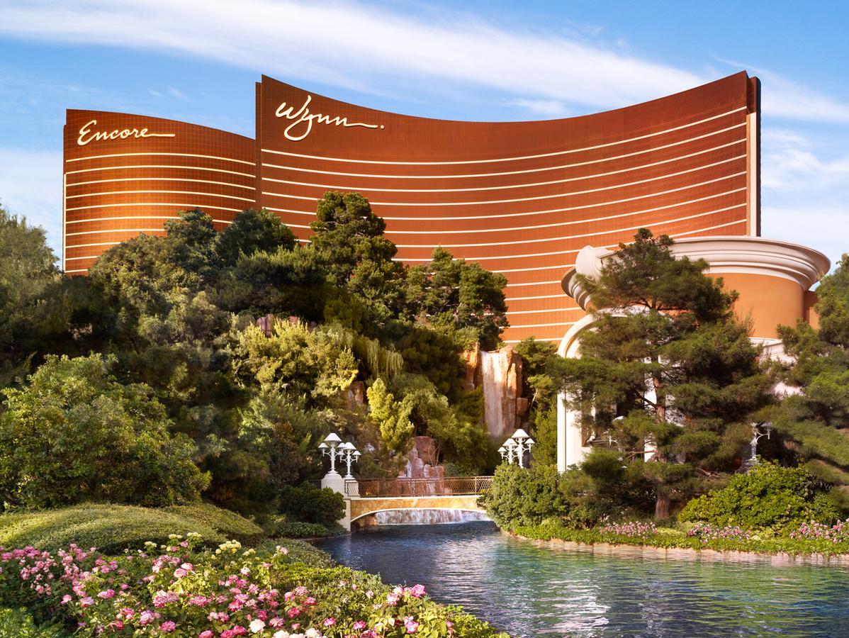 (Photo courtesy of the Wynn Hotel Las Vegas)