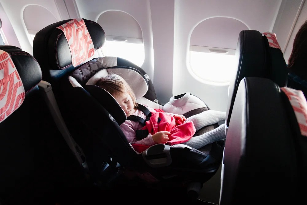 Out with the old, in with the new: How to get a top travel car seat for $15