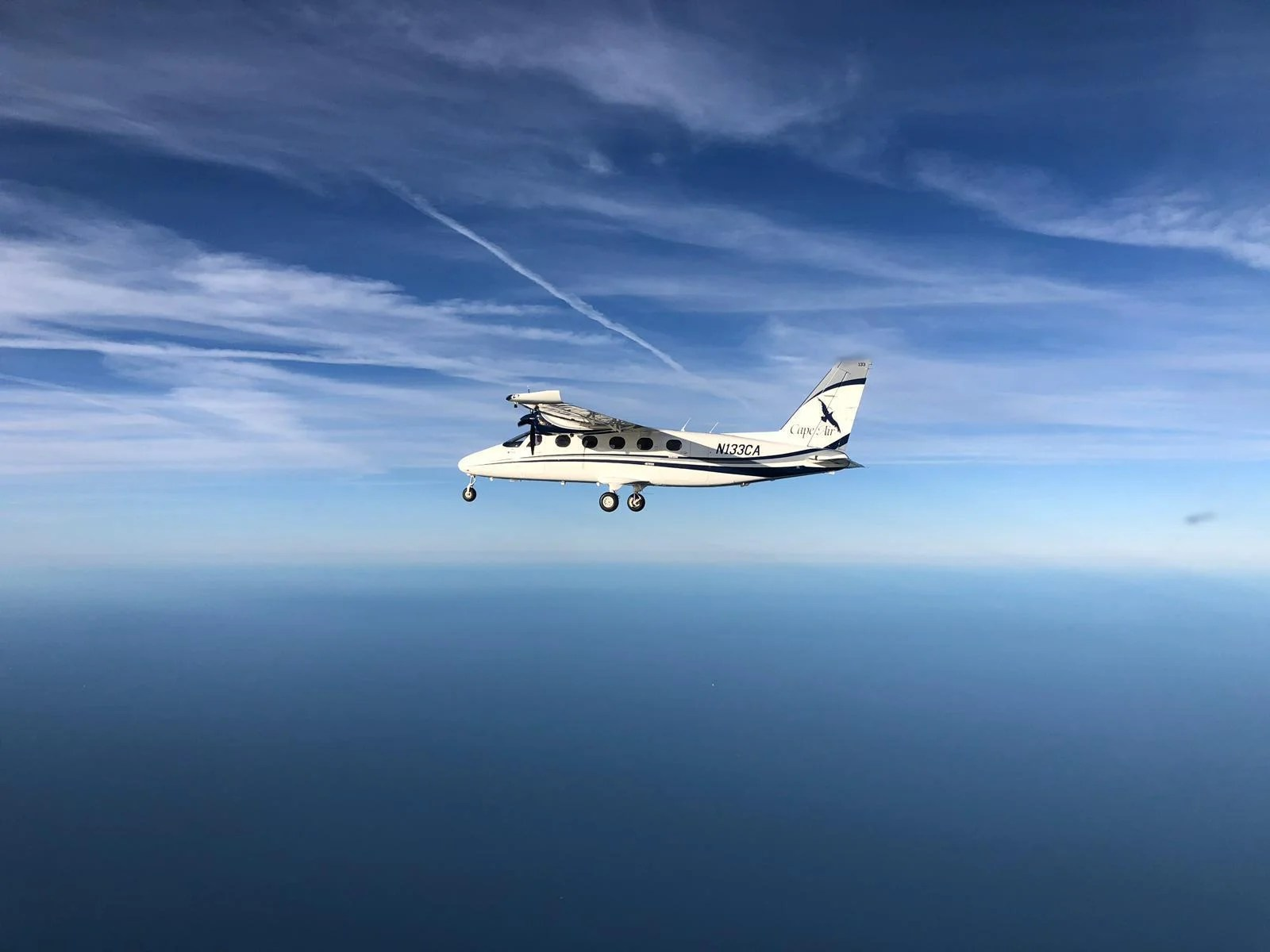 How a Cape Air prop made the 'water jump' from Europe to the U.S.