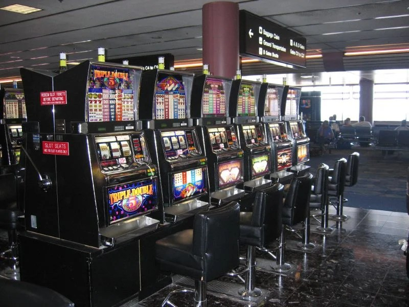 How slot machines help airports with their bottom line