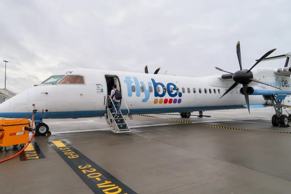 To Flybe or not to Flybe: A review of Flybe, the airline that will become Virgin Connect