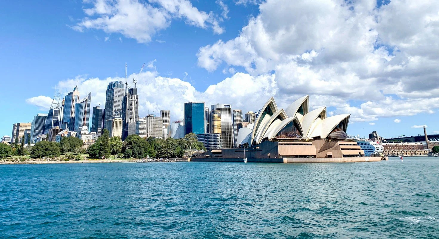 Traveling to Australia as a family is easier than you think