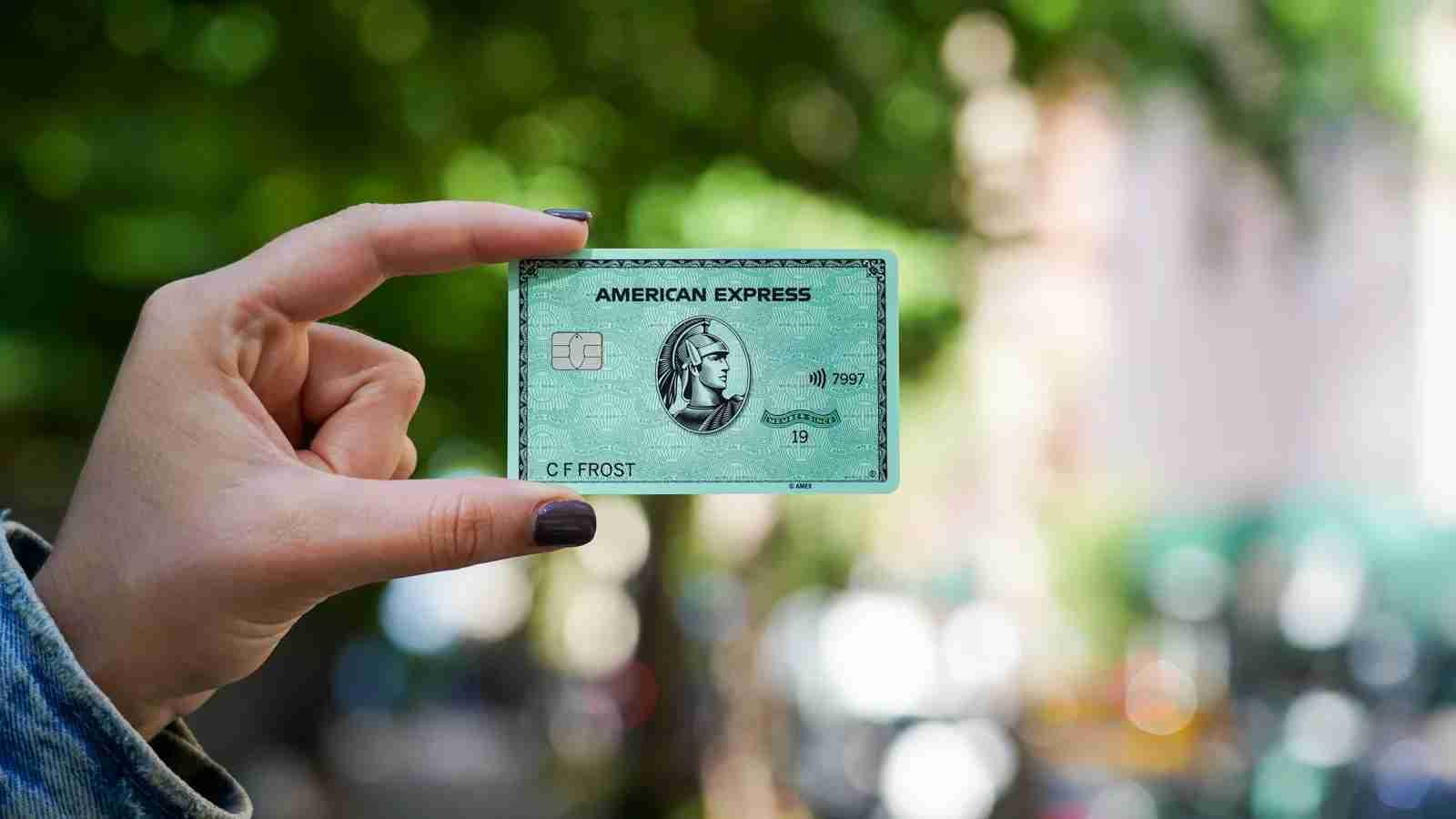 American Express Green_2019