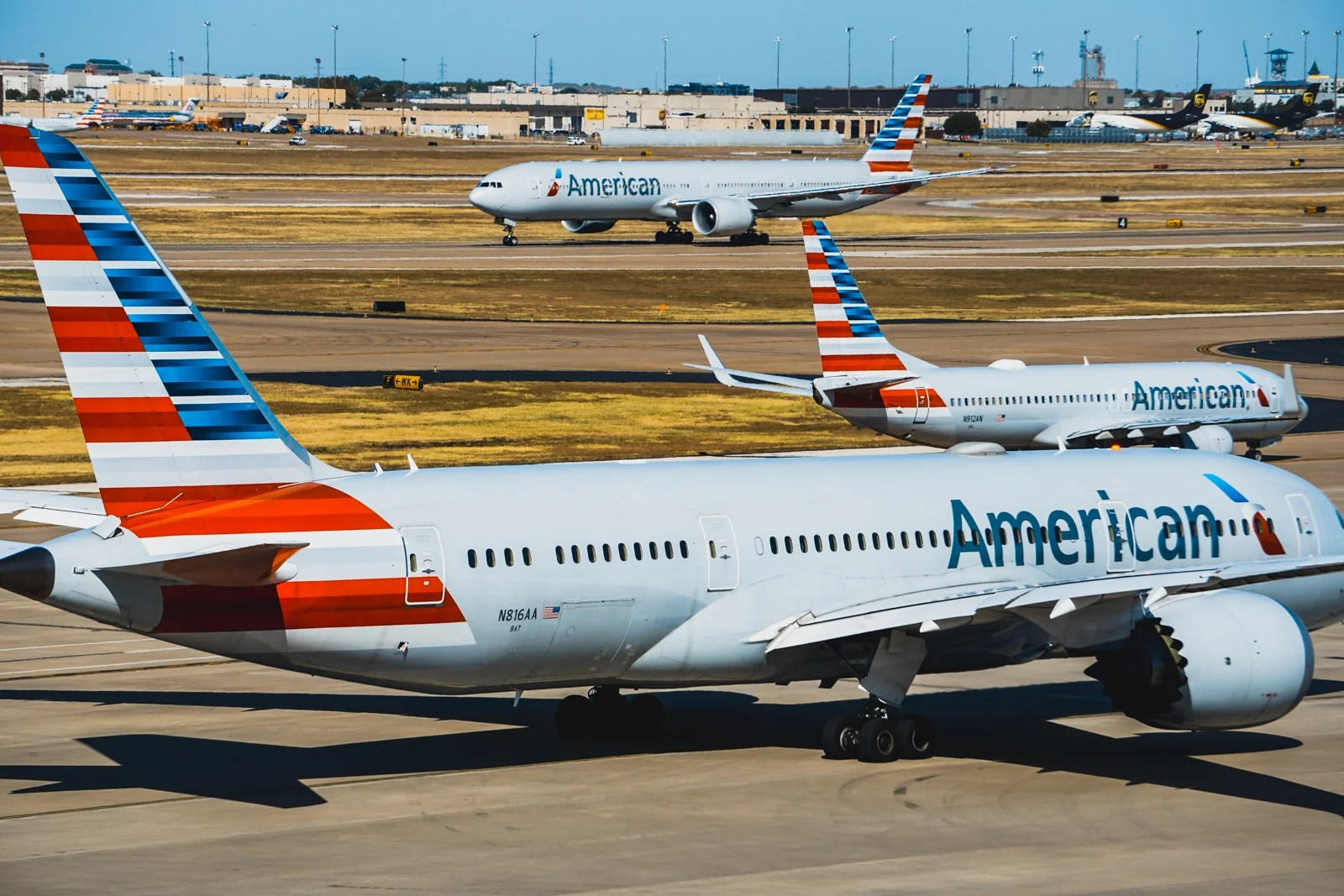 Widespread American Airlines awards available for just 5,000 miles each way