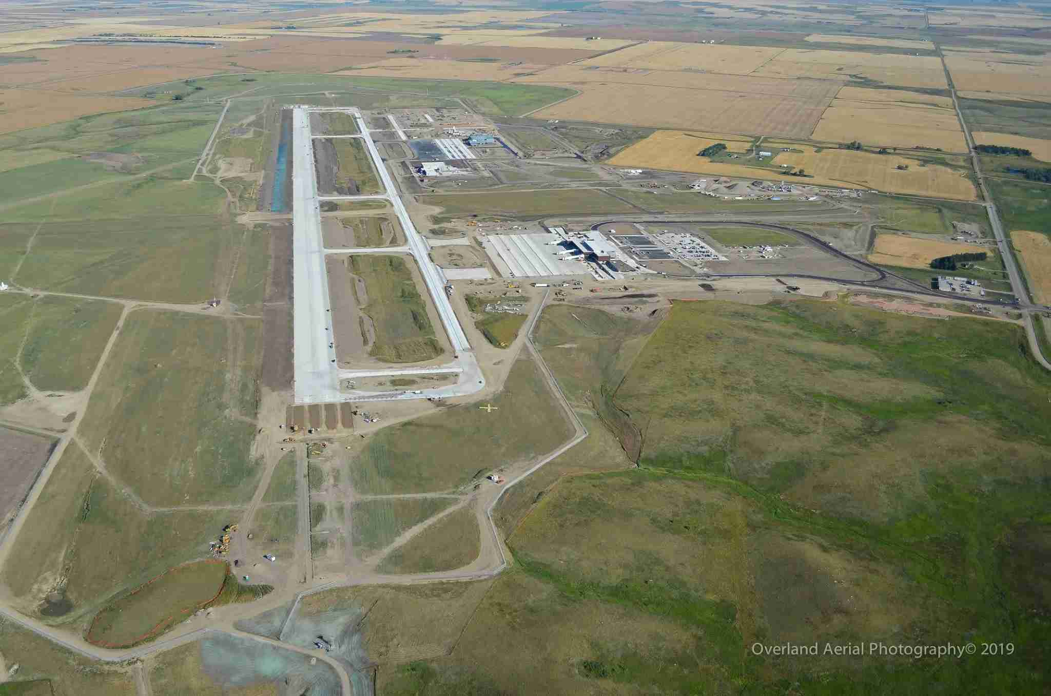 Photo courtesy of Williston Basin International Airport.