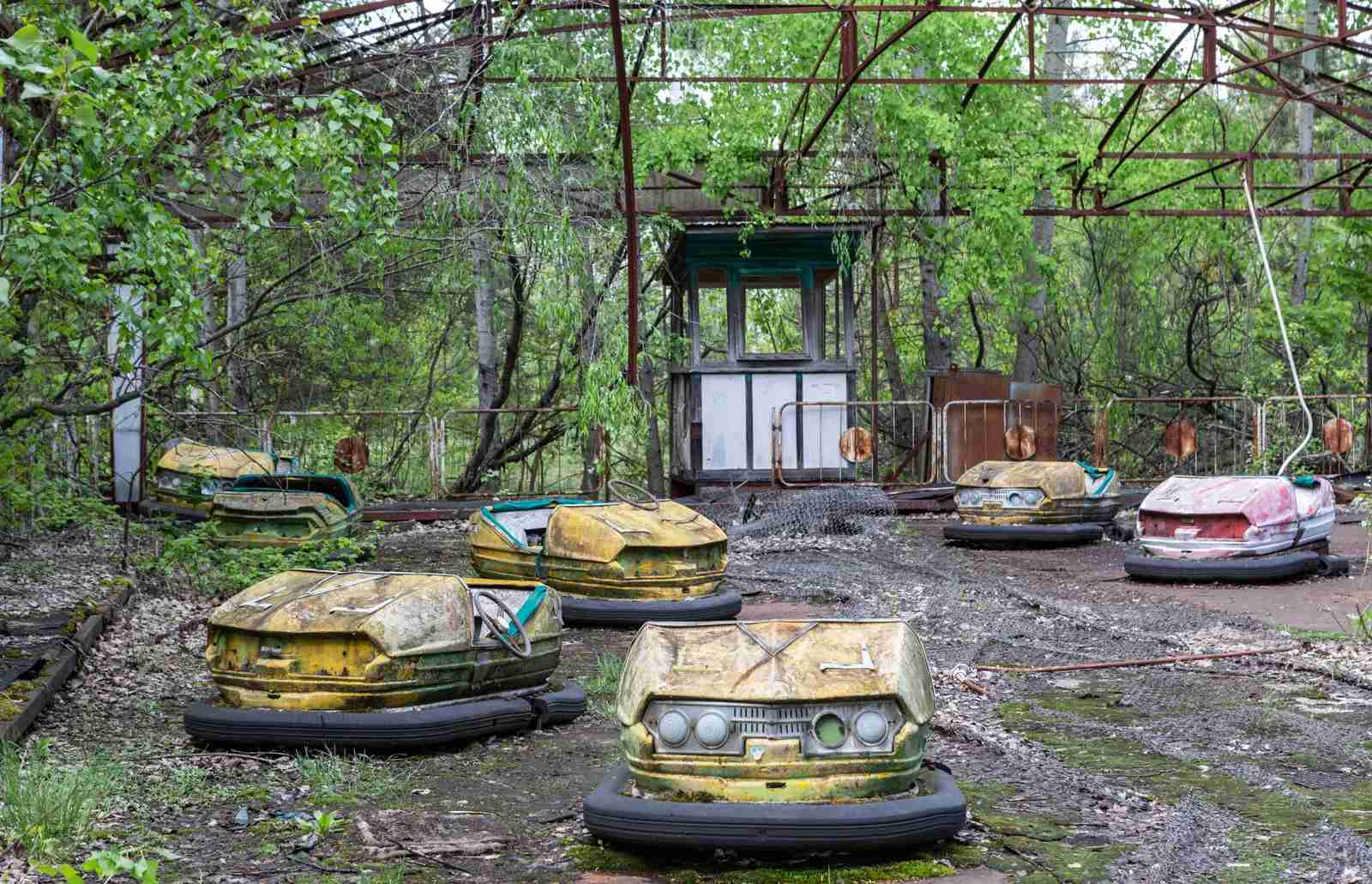 Chernobyl. (Photo by Francisco Goncalves/Getty Images)