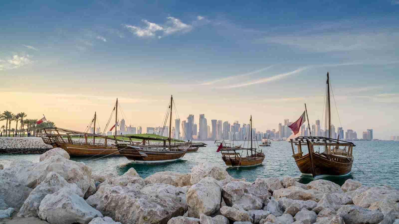 Doha, Qatar. (Photo by Fitria Ramli/EyeEm/Getty Images)