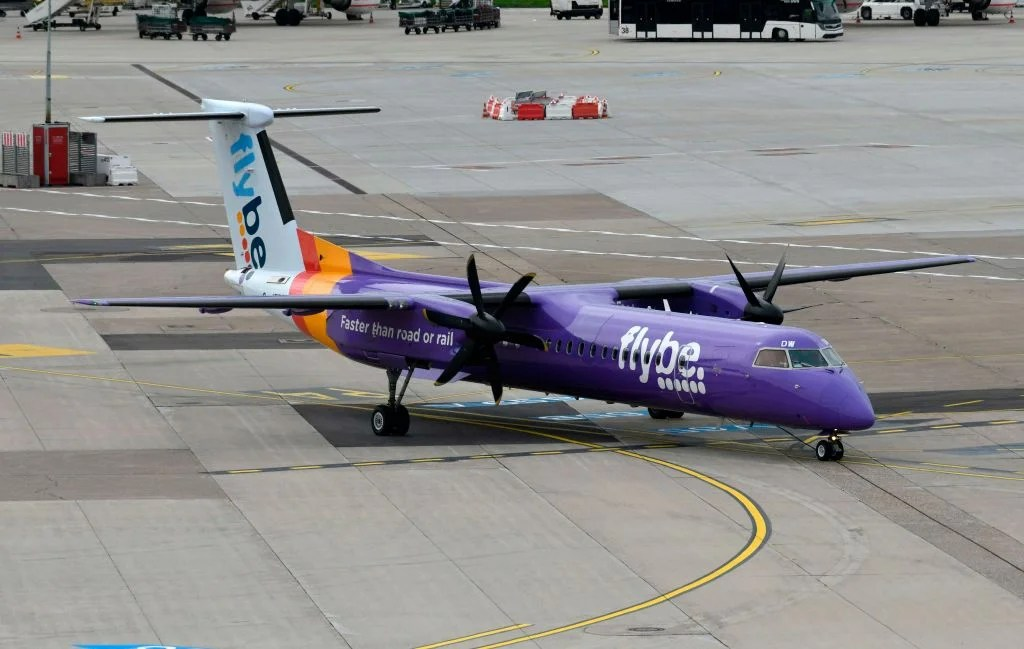 Flybe to be rebranded as Virgin Connect following Virgin Atlantic investment