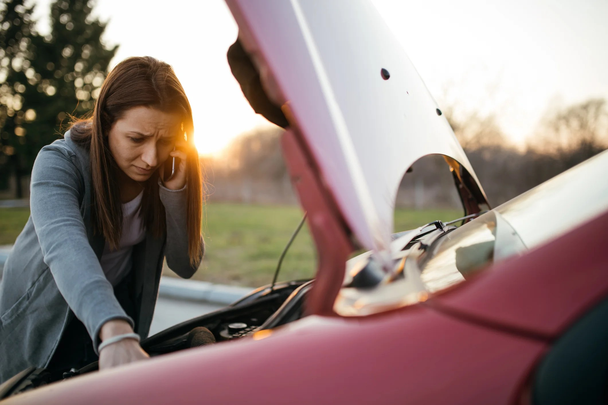 My experience using my credit card's roadside assistance benefit