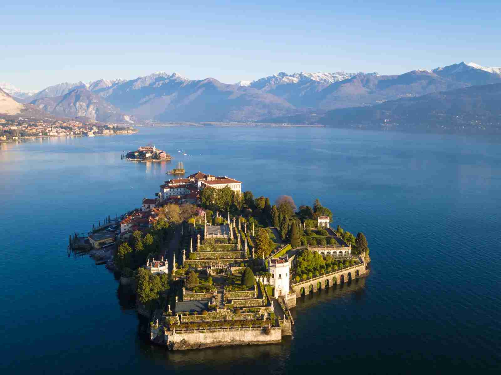 Lake Maggiore. (Photo by xenotar/Getty Images)