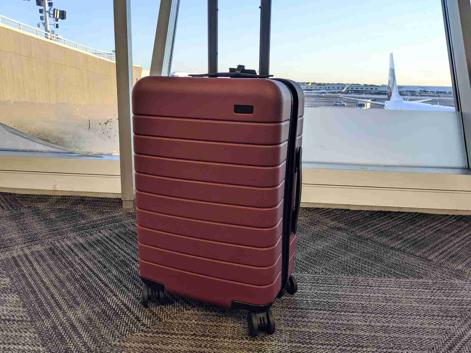 Away Carry-On bag. (Photo by Isabelle Raphael/The Points Guy)