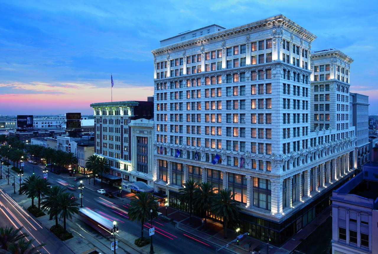 Ritz Carlton New Orleans (image courtesy of booking.com)