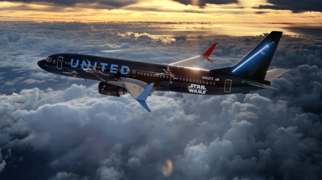(Photo courtesy of United)