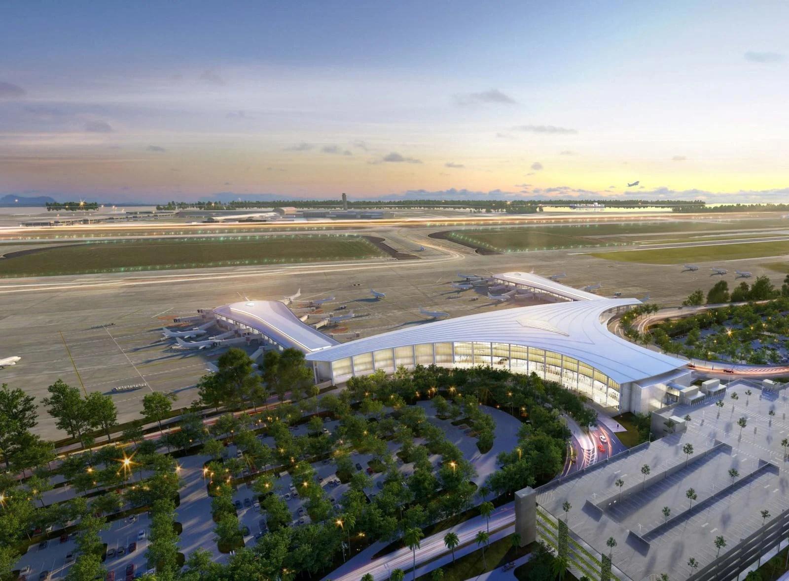 Mark your calendar: New Orleans' new terminal to open Nov. 6