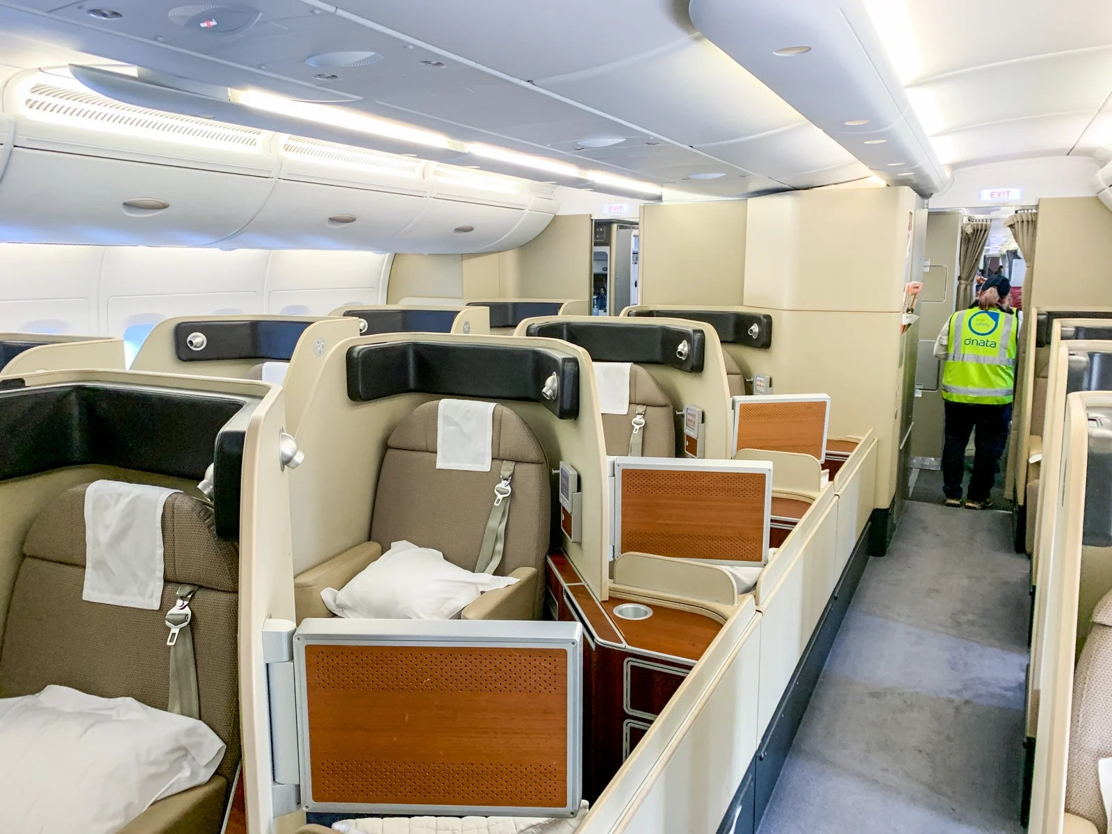 These airlines have stopped offering first class due to the pandemic - The Points Guy