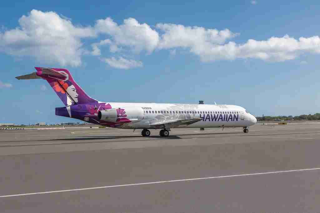 (Photo courtesy of Hawaiian Airlines)