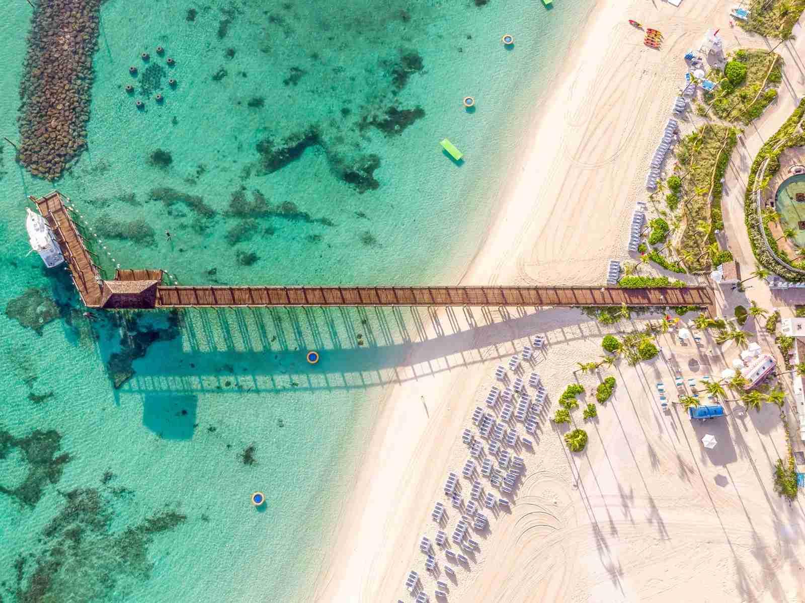 Nassau, Bahamas. (Photo by Terrence wijesena/Getty Images)