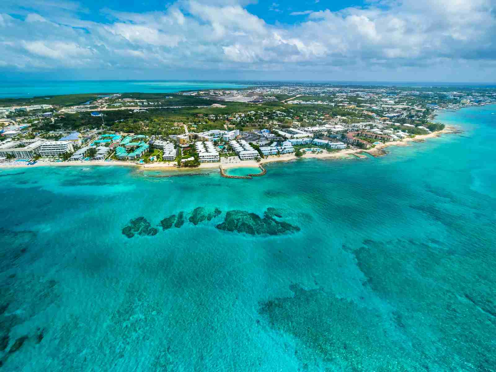 The Cayman Islands. (Photo by Westend61/Getty Images)